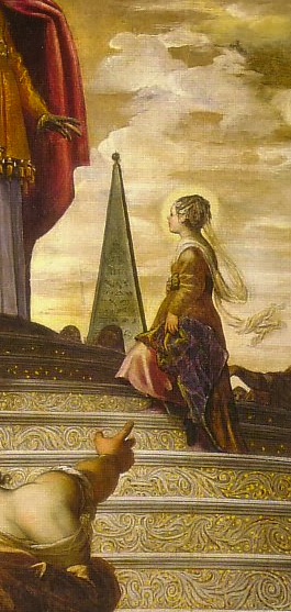 Tintoret image detail