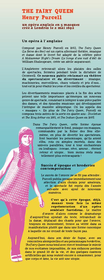 © Jean-Yves Bonzon pour The Fairy Queen, À bout de souffle 2014
