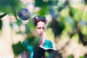 Claire Dutrait-lecture à PdB
