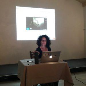 Claire Dutrait-lecture Saleccia